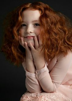 Hair, beautiful children, beautiful redhead, red hair little girl, little r