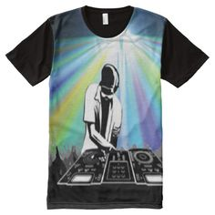 DJ Shirt All-Over Print T-shirt