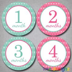 Every new parent takes lots of pictures during the first year of their baby's life. We make capturing each milestone fun and easy! Just place the