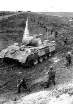Panther Ausf. A, 5th SS Panzer Division