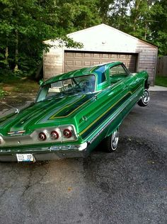 Acquire great suggestions on muscle cars. They are on call for you on our website. Chevrolet Impala, 1957 Chevrolet, Arte Lowrider, Gta San Andreas, Old School Cars, Sweet Cars, Us Cars, Automobile, Amazing Cars
