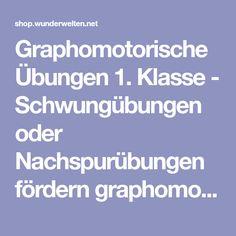 102 best Graphomotorische Übungen images on Pinterest in 2018   Fine ...