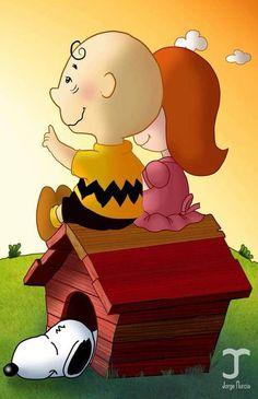 Snoopy, Charlie Brown