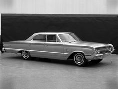 Mercury Marauder 1964 images - Free pictures of Mercury Marauder 1964 for your desktop. HD wallpaper for backgrounds Mercury Marauder 1964 car tuning Mercury Marauder 1964 and concept car Mercury Marauder 1964 wallpapers. Mercury Marauder, Edsel Ford, Mercury Cars, Lincoln Mercury, Old Fords, Pre Production, Car Tuning, Automotive Art, The Marauders