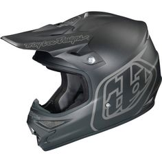 Dirt Bike Troy Lee Designs 2016 Air Helmet - Midnight 2 | MotoSport