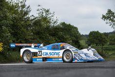 1987 Nissan R87E Group C Sports Prototype