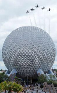 Epcot, Disney World