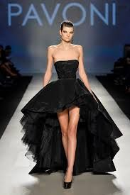 pavoni fall 2013: dropped waistline, belted waist and emphasis at hips