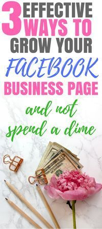 These 3 strategies for growing your Facebook business page are GENIUS and you don�t need to spend ANY MONEY! Every Facebook business page user NEEDS to read this, it will help your growth tremendously!