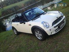 2005 MINI Cabrio R52 Cooper MY05