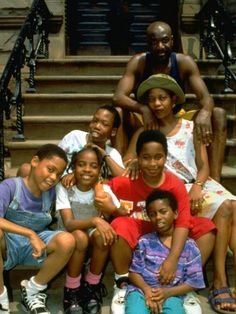 The movie Cooklyn is said to be an unusual Spike Lee film. Being that Spike Lee is known for his racially provocative and controversia. 90s Movies, Good Movies, Urban Movies, Black Power, Spike Lee Movies, Black Tv Shows, Plus Tv, Bon Film, Movie Black