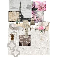 I see Paris, I see France by vonda-brooks on Polyvore featuring interior, interiors, interior design, home, home decor, interior decorating, Arteriors, Jaipur Rugs, Anichini and Surya
