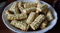 No Cook Desserts, Biscotti, Sushi, Deserts, Sweets, Homemade, Vegetables, Cooking, Ethnic Recipes