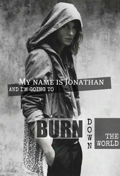 The mortal instruments. Jonathan Morgenstern