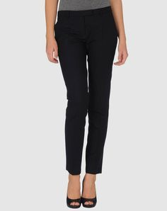 basic skinny black trousers?
