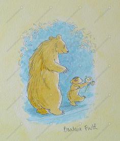 Children's Book Illustration - Barbara Firth