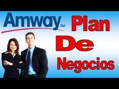 Plan Amway - Excelente Explicación - YouTube Amway Business, Nutrilite, Business Planning, Marketing, How To Plan, Youtube, Eco Friendly Homes, Amway Products, How To Earn Money