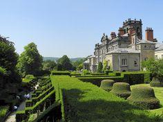 Biddulph Grange, Stoke on Trent, England
