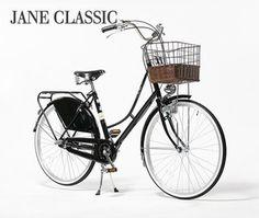 빈티지클래식 자전거 - 자이크[Jike]