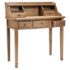 I pinned this Viscor Writing Desk from the Safavieh event at Joss & Main!