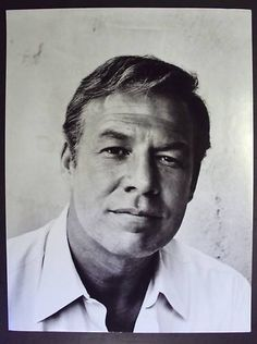 George Harris Kennedy, Jr. (born February 18, 1925) is an American actor. He put aside show business during World War II, served under General Patton, and was in the United States Army for 16 years, seeing combat and working in the Armed Forces radio. He was involved with the opening of the first Army Information Office.