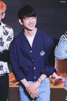 Awww I love his Smile☀️😍 Got7 Junior, Park Jin Young, Got7 Jinyoung, Mark Jackson, Jackson Wang, Jaebum, Kim Yugyeom, Youngjae, K Pop
