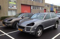 Holanda registra roubo de faróis de Porsche pois os mesmos são usados em estufas de maconha