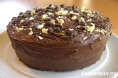 Chocolate Fudge Cake (Nigella Lawson)