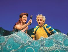 Images For > Little Mermaid Broadway Costumes The Little Mermaid Musical, Little Mermaid Costumes, Flounder Costume, Mermaid Board, Broadway Costumes, Stage Show, Merman, Disney Halloween, Theatre