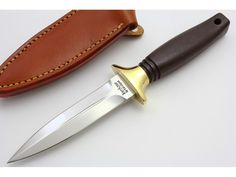 Kershaw Trooper – And other Hattori . Boot Knife, Specialty Knives, Knife Making, Leather Handle, Shotguns, Weapons Guns, Cold Steel, Knives, Hunting Guns