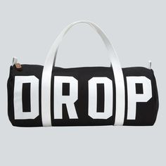 Dropdead Clothing What's a Gym Bag?