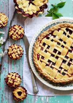 Winter Food, Apple Pie, Tart, Food And Drink, Cookies, Baking, Kitchen, Diy, Cook