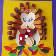 No photo description available. Paper Crafts For Kids, Preschool Crafts, Diy And Crafts, Arts And Crafts, Fall Crafts, Halloween Crafts, Holiday Program, Space Theme, Origami Easy