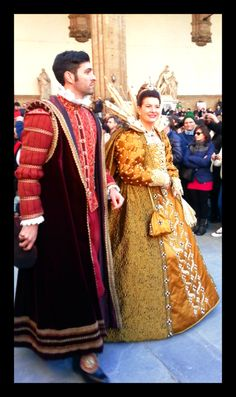 Parades in Florence – history, tradition and fashion (of a sorts)