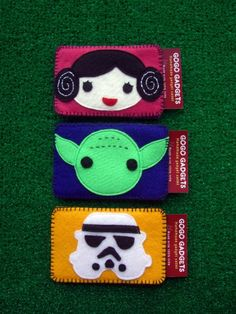 Cute star wars iPhone cases