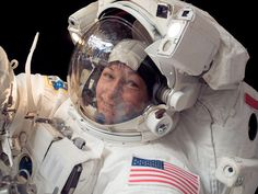 NASA - First Woman to Command the International Space Station