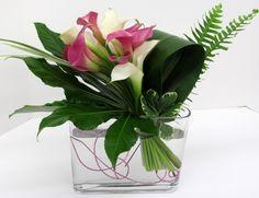 Arranjo floral para o dia das mães.  Fotografia:   http://www.sprout-flowers.com.
