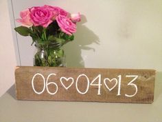 Ordered this for save the date and decorations