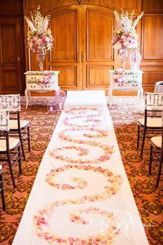 Today we're showing you some stunning and totally unique wedding ceremony ideas to inspire your upcoming day. With ten unique ideas for your ceremony,.The post 10 Unique Wedding Ceremony Ideas To Steal appeared first on MODwedding. Wedding Aisles, Wedding Ceremony Ideas, Aisle Runner Wedding, Wedding Events, Aisle Runners, Church Wedding, High Tea Wedding, Mod Wedding, Wedding Stuff