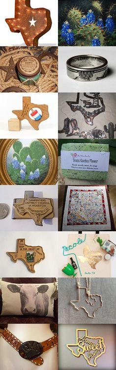 Desert Texas Treasures by V. Dotter on Etsy--Pinned with TreasuryPin.com