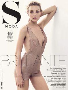 Jessica Stam for S MODA, 4 june 2015
