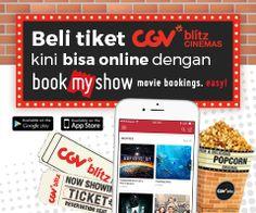 Evolving beyond Movies, CGVblitz Indonesia