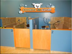 Paw lighting awesome own a dog kennel grooming salon separate wash areas solutioingenieria Gallery