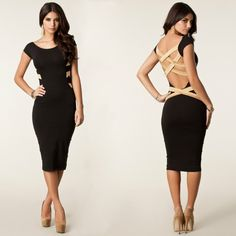 Sexy Short Summer Dresses 2014