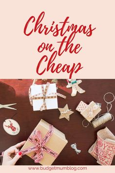 Christmas on the Cheap - Budget Mum Australian Christmas, Cheap Christmas, Thinking Outside The Box, Ask For Help, Ways To Save Money, Tis The Season, Fairy Lights, Dried Flowers, Cheap Presents