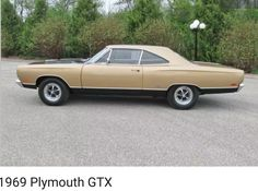 1969 Plymouth GTX Maintenance/restoration of old/vintage vehicles: the material for new cogs/casters/gears/pads could be cast polyamide which I (Cast polyamide) can produce. My contact: tatjana.alic@windowslive.com
