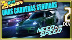 NEED FOR SPEED #2 UNAS CARRERAS SEGUIDAS Gameplay Español 21:9