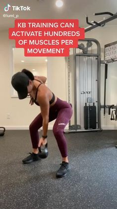 Fitness Workouts, Gym Workout Videos, Fitness Workout For Women, Butt Workout, At Home Workouts, Fitness Tips, Fitness Motivation, Kettlebell Ab Workout, Kettlebell Exercises For Arms
