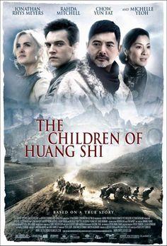 The Children Of Huang Shi (2008) - Jonathan Rhys Meyers, Radha Mitchell, Yun-Fat Chow