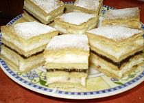 Medové řezy Apple Pie, Cornbread, French Toast, Treats, Cooking, Breakfast, Sweet, Ethnic Recipes, Squares